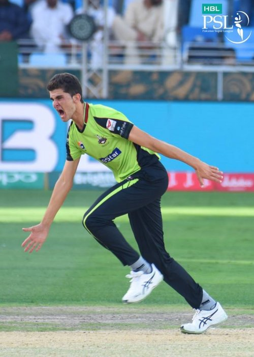 Teenage pace sensation Shaheen Shah Afridi had taken off before the third edition of the HBL Pakistan Super League, having taken eight wickets on his first-class debut in 2017. He could have made an impression in the Bangladesh Premier League that same year when he was recommended by the National Cricket Academy head coach Mushtaq Ahmed, but his flight was cut short by a call for the ICC U19 Cricket World Cup 2018 in New Zealand.