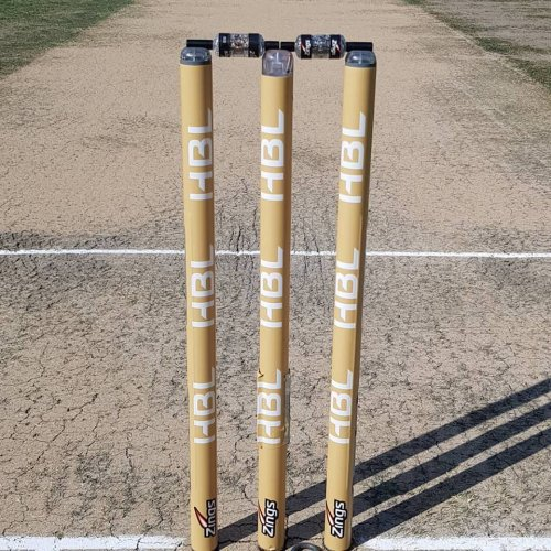 The Childhood Cancer Awareness Day is being observed today and here are our golden stumps to mark our humble contribution to the cause.