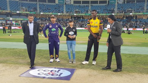 Quetta Gladiators win the toss and elect to field first.
