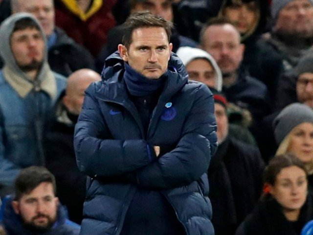 Lampard asks for Chelsea fight after smash and grab United defeat
