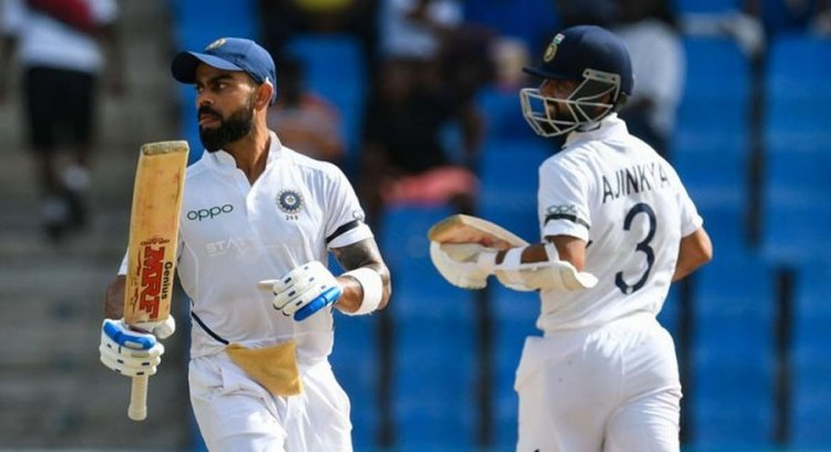 Namaste in, high-fives out for post-virus cricket: Rahane